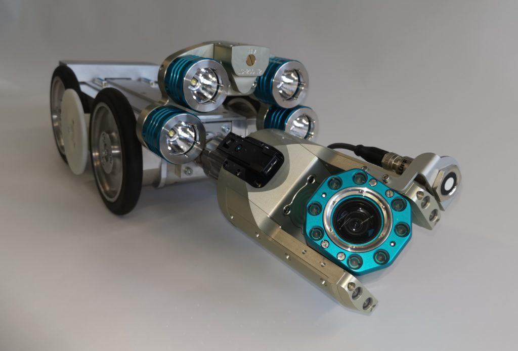 RotoScan Kleinstfahrzeug